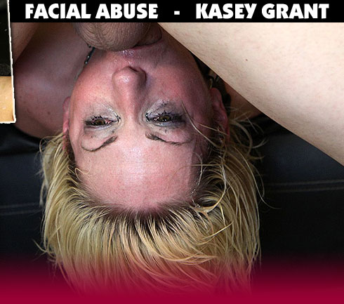 Throat Fucked Kasey Grant